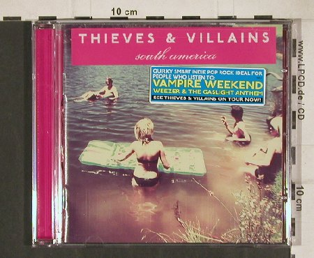 Thieves And Villains: South America,  FS-New, Victory(VR 583-2), , 2010 - CD - 80920 - 7,50 Euro