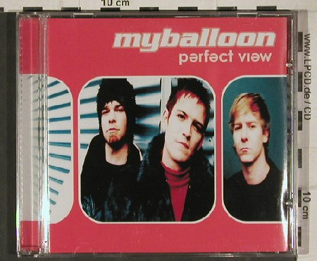 Myballoon: Perfect View, BMG(), EU, 2000 - CD - 81070 - 7,50 Euro