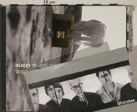 "Monster: A Bash Dem/Gone,Gone,Gone,Promo, Burning H.(), S, +CD5"", 1999 - 2CD - 81071 - 11,50 Euro"