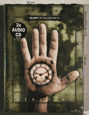 Dust of Basement: Meridian,Digi-book, ,FS-New, Trisol(TRI 258), EU, 05 - 2CD - 81141 - 12,50 Euro