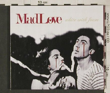 Madlove: White With Foam, Digi, co, Ipecac Recordings(ipc-115-2), , 09 - CD - 81144 - 5,00 Euro