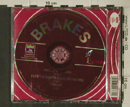Brakes: Pick up the phone+2, Tugboat(TUGSCD033), EU, 2004 - CD5inch - 81347 - 3,00 Euro