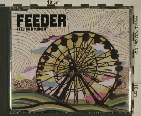 Feeder: Feeling a Momen, 5Tr. EP, FS-New, Echo(113.0163.122), , 2005 - CD5inch - 81386 - 5,00 Euro