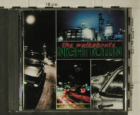 Walkabouts: Nighttown, Virgin(), EEC, 1997 - CD - 81552 - 7,50 Euro
