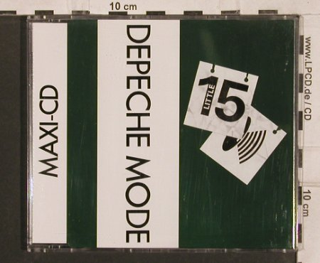 Depeche Mode: Little 15+2, Mute(INT 826.880), D, 1988 - CD5inch - 82102 - 7,50 Euro