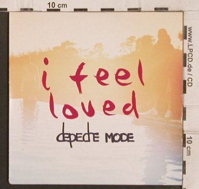 Depeche Mode: I Feel Loved*2/Dirt, Digi, Venusnote Bong 31(724389780024), EU, 2001 - CD5inch - 82112 - 4,00 Euro