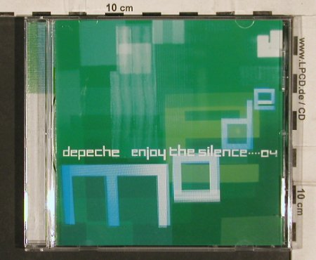 Depeche Mode: Enjoy The Silence*2+2, Venusnote XLCD Bong 34(724386762122), EU, 2004 - CD5inch - 82129 - 10,00 Euro
