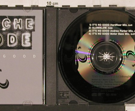 Depeche Mode: It's No Good*3/Slowblow, Mute LCD Bong 26(INT 8 83829 2), NL, 1997 - CD5inch - 82131 - 4,00 Euro
