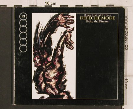 Depeche Mode: Shake the Disease*3+3(remix ext.), Sire(9 40314-2), US,Digi, 1985 - CD5inch - 82133 - 7,50 Euro