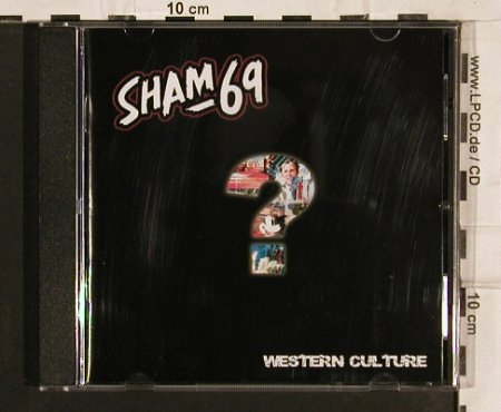 Sham 69: Western Culture, Bad Dog(BD42), D, 2007 - CD - 82152 - 8,00 Euro