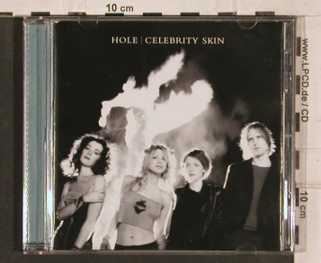 Hole: Celebrity Skin, 12Tr., Geffen GED 25164(425 164-2), EEC, 1998 - CD - 82185 - 7,50 Euro