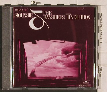 Siouxsie & The Banshees: Tinderbox, Polydor(829 145-2), D, 1986 - CD - 82830 - 7,50 Euro