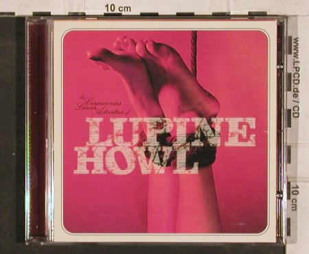 Lupine Howl: The Carnivorous Lunar ..., BBQ(219), UK, 2001 - CD - 83177 - 7,50 Euro