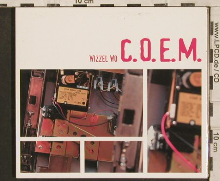 C.O.E.M.: Wizzel Wo , Digi, Burning Dog(), D, 2000 - CD - 83404 - 6,00 Euro