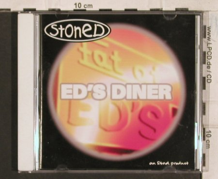 Stoned: Ed's Diner, Ampersand(), D, 1997 - CD - 83431 - 5,00 Euro