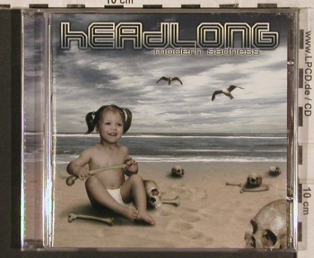 Headlong: Modern Sadness, FS-New, Wolverine(), D, 2003 - CD - 83568 - 5,00 Euro