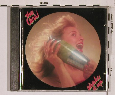 Cars: Shake It Up, Elektra(), D, 1981 - CD - 84215 - 10,00 Euro