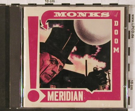 Monks Of Doom: Meridian, vg+/m-, Bumps of Goose(004), D, 1991 - CD - 84302 - 5,00 Euro
