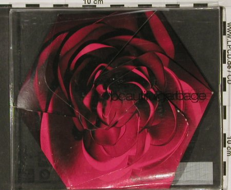 Garbage: Beautiful, rose-cover, Digi, Mushroom(), EU, 2001 - CD - 90114 - 10,00 Euro