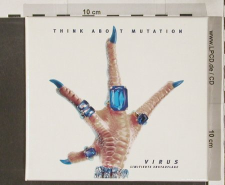 Think About Mutation: Virus, Limitierte Erstauflage, Motor(), D, 97 - CD - 90141 - 5,00 Euro