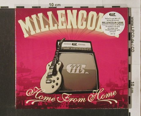 Millencolin: Home From Home, Digi, 13 Tr.,FS-New, Burning H.(), S, 2002 - CD - 90236 - 10,00 Euro
