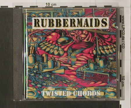Rubbermaids: Twisted Chords, SPV(), D, 91 - CD - 90241 - 10,00 Euro