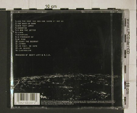 R.E.M.: New Adventures In Hi-Fi, FS-New, WB(CDW46320), D, 1996 - CD - 90282 - 11,50 Euro