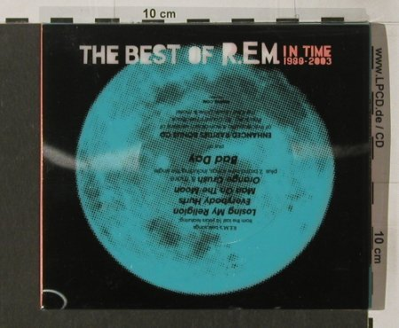R.E.M.: The Best Of,in Time 1988-2003,Digi, WB(), D, 03 - 2CD - 90372 - 12,50 Euro