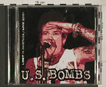 U.S.Bombs: Lost in America, FS-NEW, Disaster(9009-2), US, 02 - CD - 90508 - 10,00 Euro