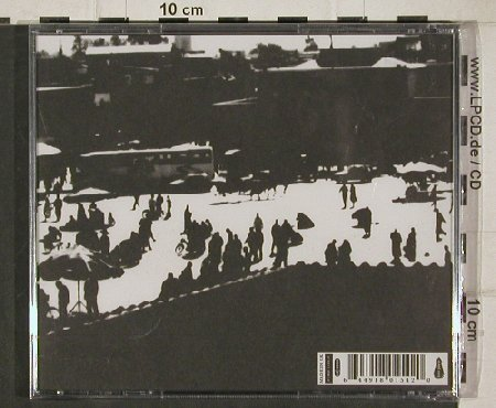 McLusky: The Difference between me and..., Too Pure(154), UK,FS-NEW, 02 - CD - 90511 - 10,00 Euro