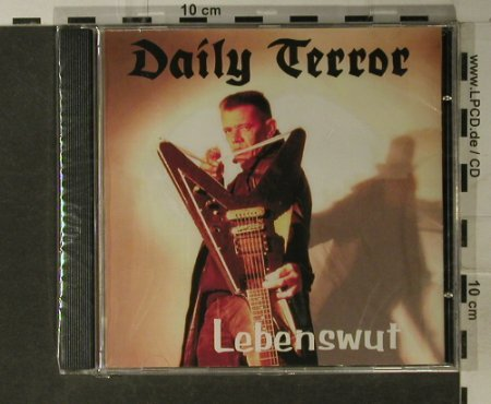 Daily Terror: Lebenswut, FS-New, Whiteline(06267-2), , 02 - CD - 90686 - 7,50 Euro