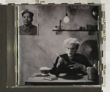 Japan: Tin Drum, Virgin(VJCP-23056), J, 81 - CD - 90911 - 11,50 Euro