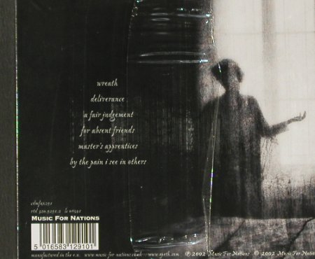 Opeth: Deliverance,Lim .Ed. Digi, FS-New, Music f.N.(cdmfux291), UK, 03 - CD - 91294 - 10,00 Euro