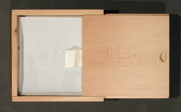 R.E.M.: Automatic For The People,Box, REM/Athens(1 45055-2), US, 1992 - CDgx - 91299 - 20,00 Euro
