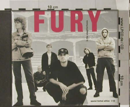 Fury In The Slaughterhouse: Brilliant Thieves,Lim Ed.Box, Slaughterhouse(), D,NoNumber, 1997 - 2CD - 91512 - 17,50 Euro