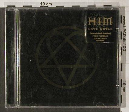 Him: Love Metal, FS-New, BMG(), EU, 03 - CD - 91560 - 11,50 Euro