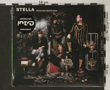 Stella: Better Days Sounds Great,Digi,15 Tr, L'Age D'Or(17124-2), D,FS-New, 2004 - CD - 91606 - 10,00 Euro