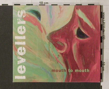 Levellers: Mouth To Mouth, Digi, China(), D, 97 - CD - 91769 - 7,50 Euro
