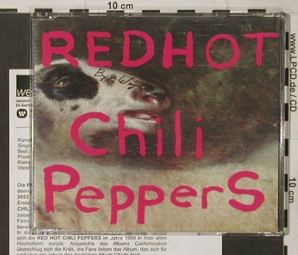 Red Hot Chilli Peppers: By the Way,Promo,1Tr., WEA(3293), D, 2002 - CD5inch - 91906 - 5,00 Euro