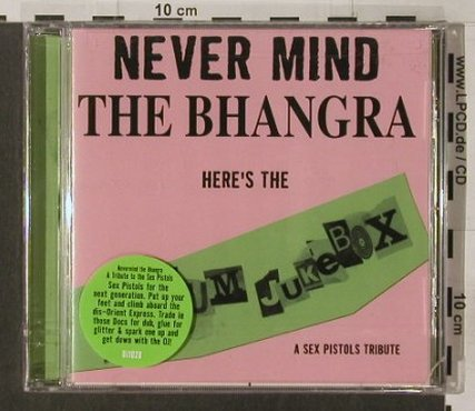 Opium Jukebox: Never Mind the Bhangra Here's the, Caroline(), US,FS-New, 2002 - CD - 91942 - 11,50 Euro