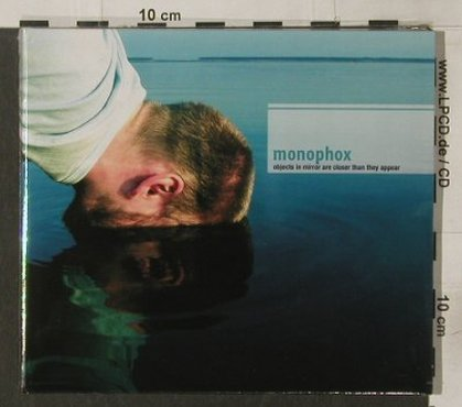 Monophox: Objects in Mirror a.Closer,Digi, Chiller Lounge(), FS-New, 2005 - CD - 92165 - 9,00 Euro