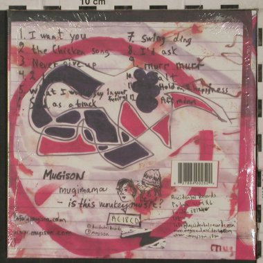Mugison: Mugimama Is This Monkey Music?, Accidental, Digi(), UK,FS-New,  - CD - 92202 - 11,50 Euro