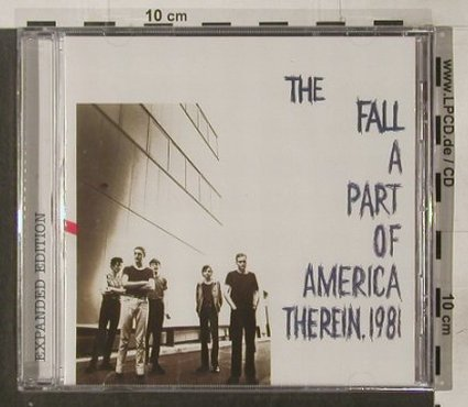 Fall, the: Part of America Therein, 1981,12 Tr, Sanctuary(), EU,FS-New, 2004 - CD - 92216 - 10,00 Euro