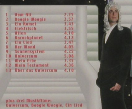 von der Schulenburg,Richard: Universum, FS-New, L'Age D'Or(), EU, 2005 - CD - 92248 - 7,50 Euro