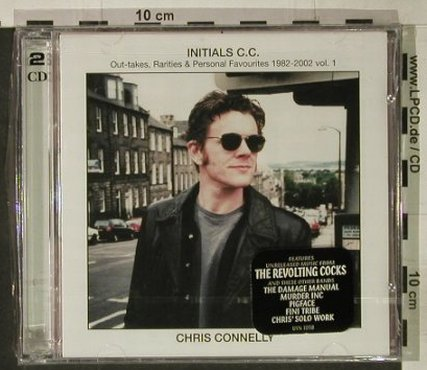 Connelly,Chris: Initials C.C., FS-New, Invisible(), US, 2002 - 2CD - 92590 - 10,00 Euro
