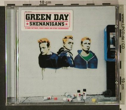 Green Day: Shenanigans, FS-New, Reprise(), D, 2002 - CD - 92608 - 11,50 Euro