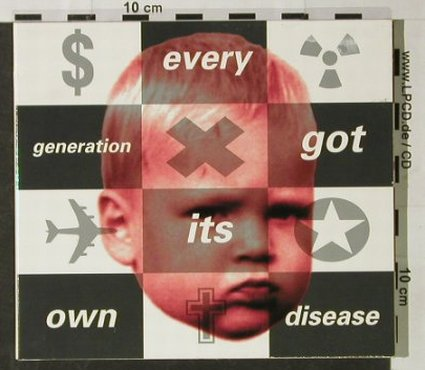 Fury In The Slaughterhouse: Every Gen.got Its OwnDisease,Digi, SPV(), D,Digi, 93 - CD5inch - 92847 - 5,00 Euro
