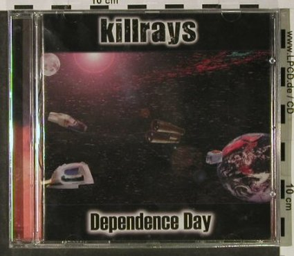 Killrays: Dependence Day, FS-New, Still Smiling(SM 69), D,  - CD - 92911 - 6,00 Euro