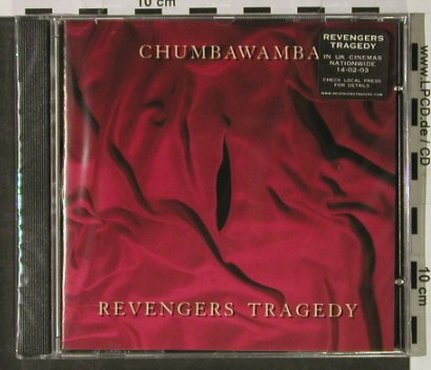 Chumbawamba: Revengers Tragedy, FS-New, Mutt Rec.(MUTTCD003), , 2003 - CD - 92918 - 10,00 Euro