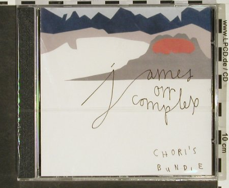 James Orr Complex: Chori's Bundle, FS-New, Pias(rock art 5CD), , 2003 - CD - 92974 - 7,50 Euro
